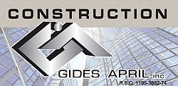 Construction Gides April Inc.