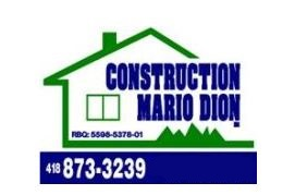 Construction Mario Dion inc.